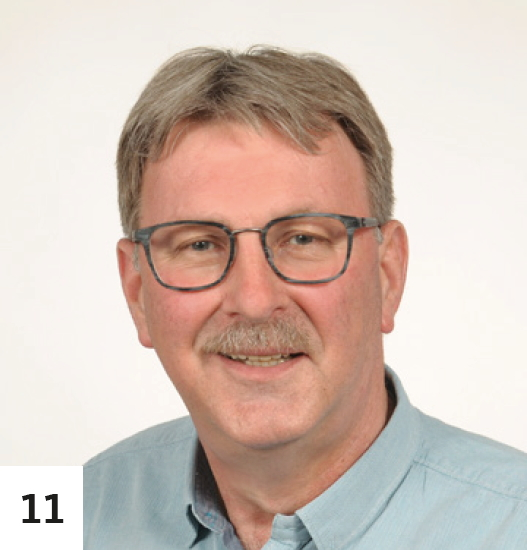 11. Rüdiger Hillmer