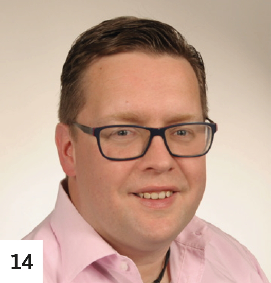 14. Florian Kruse