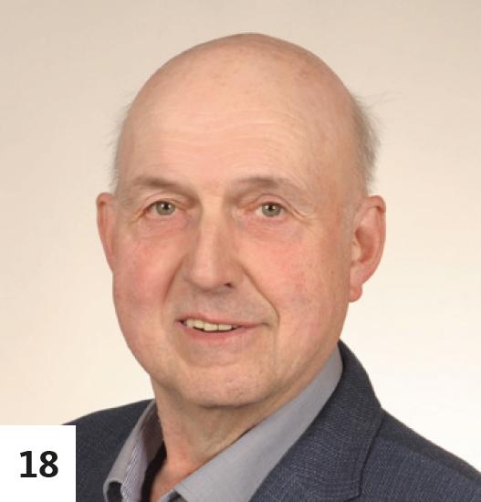 18. Günter Rosenbrock